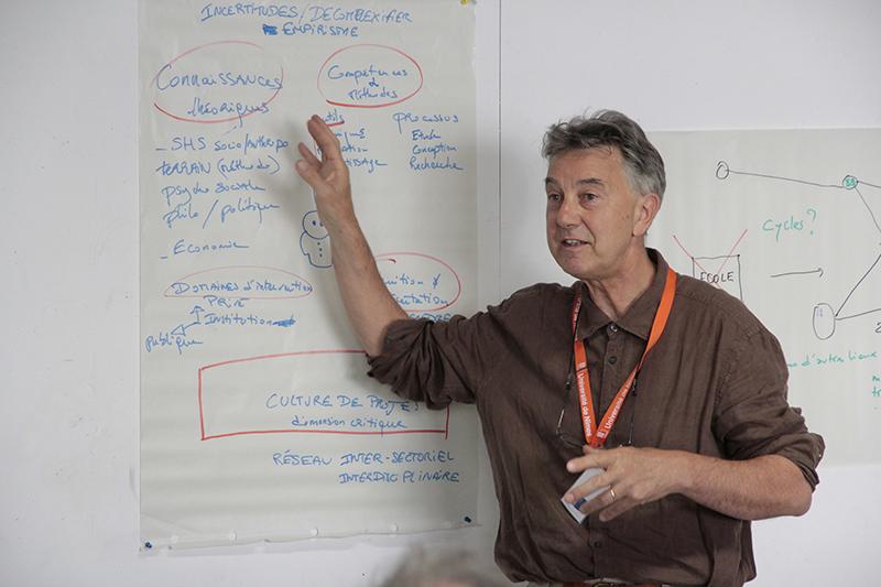 Alain Findéli, invité du séminaire DEIS le 24 janvier 2019