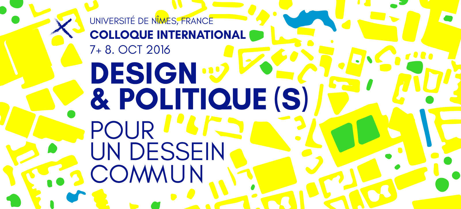 Colloque international Design et politique(s)