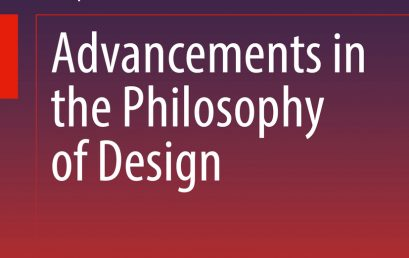 Parution de l'ouvrage collectif international « Advancements in the Philosophy of Design »