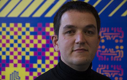 Clément Mabi, chercheur à l'UTC de Compiègne au séminaire DEIS le 11 octobre 2018