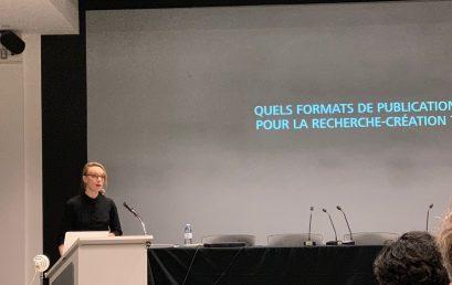 Colloque : Repenser les humanités numériques