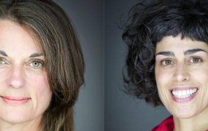 Corinne Grenier et Susana Paixao-Barradas au séminaire DEIS le 14 février 2019