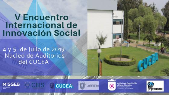 Colloque : V Encuentro Internacional de Innovación Social