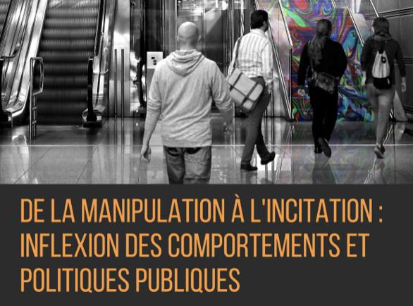 PROJEKT au Colloque international « Nudges » 2019 : De la manipulation à l'incitation – Inflexion des comportements et politiques publiques