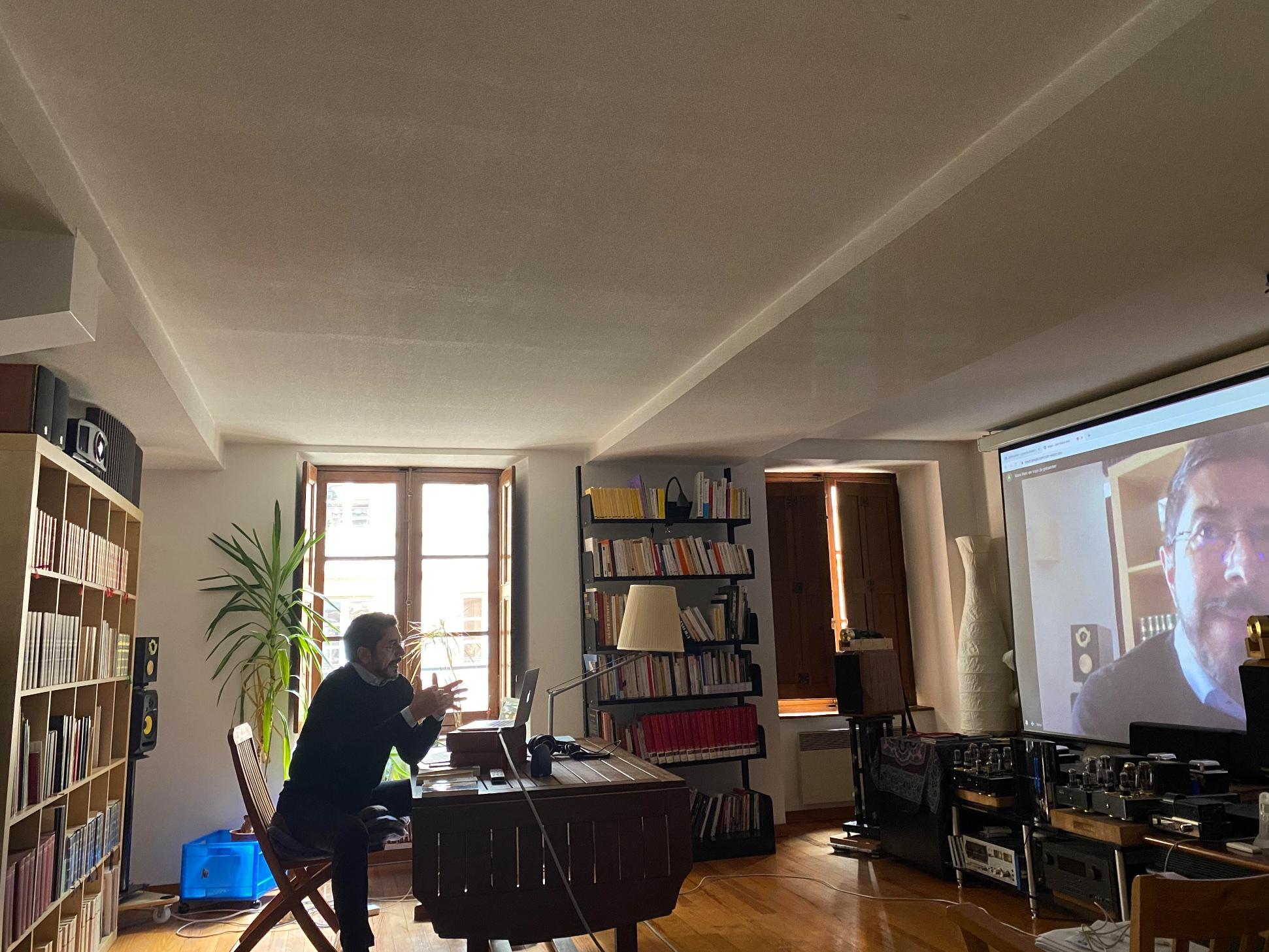Le design face à l'Anthropocène, conférence d'Alessandro Zinna